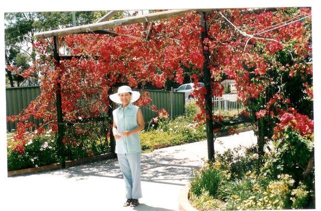 Que & Wally's garden 034