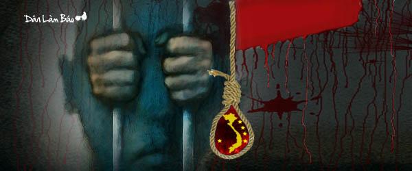 Cầm tù treo cổ dân tộc-danlambao