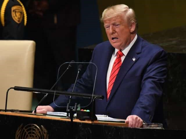 TT Trump phat bieu 2